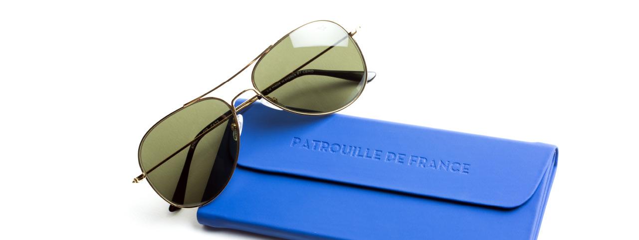 Lunettes Patrouille de France – Fabriquées par Cémo dans le Jura fe5cb7f644a9